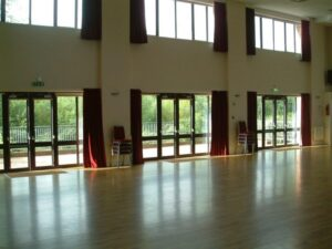 picture of Lakeside hall